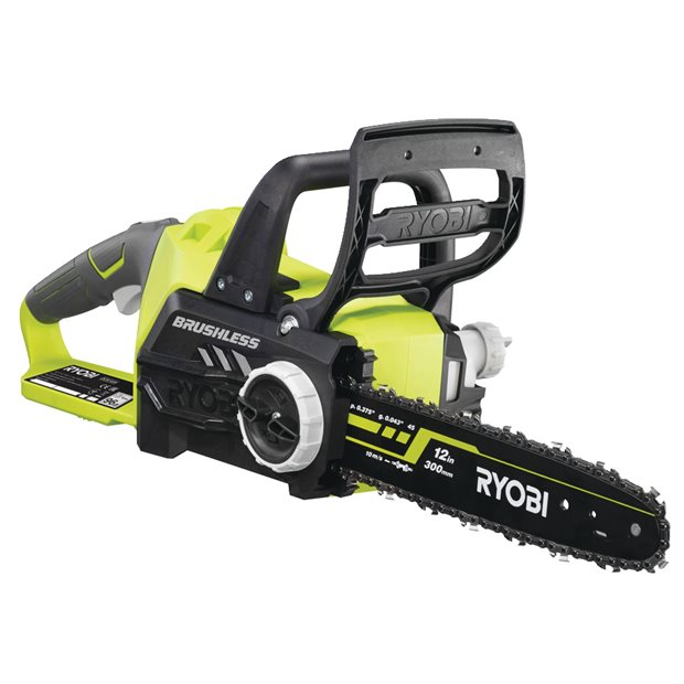 OCS1830 18V Cordless Brushless Chainsaw, 30cm Bar