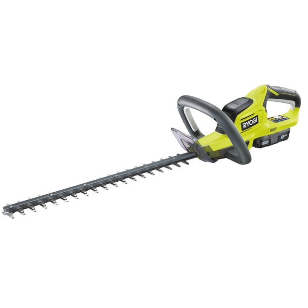 RHT184513 18V Cordless Hedge Trimmer, 45cm Blade (1x1.3Ah)