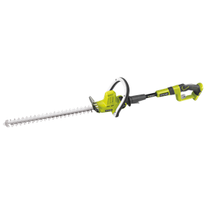 18V Cordless Extended Reach Hedge Trimmer, 50cm Blade