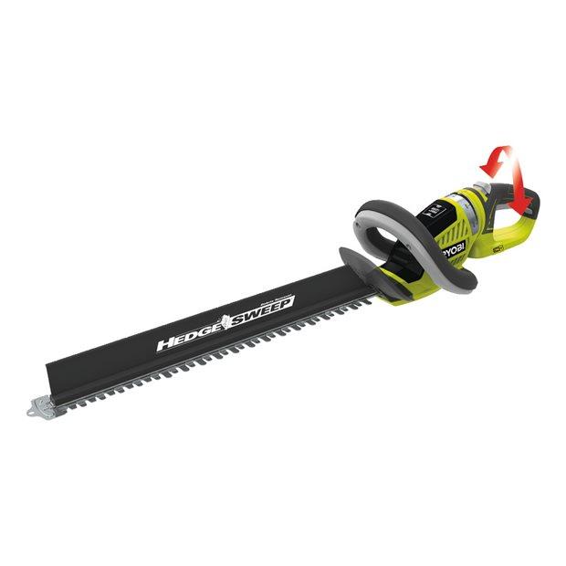 OHT1855R 18V Cordless Hedge Trimmer, 55cm Blade