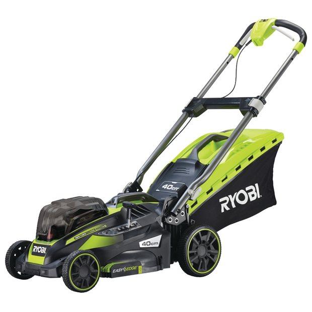 RLM18X41H240 Cordless Lawn Mower, 40cm Deck, Powered by ONE+ (2x4.0Ah)