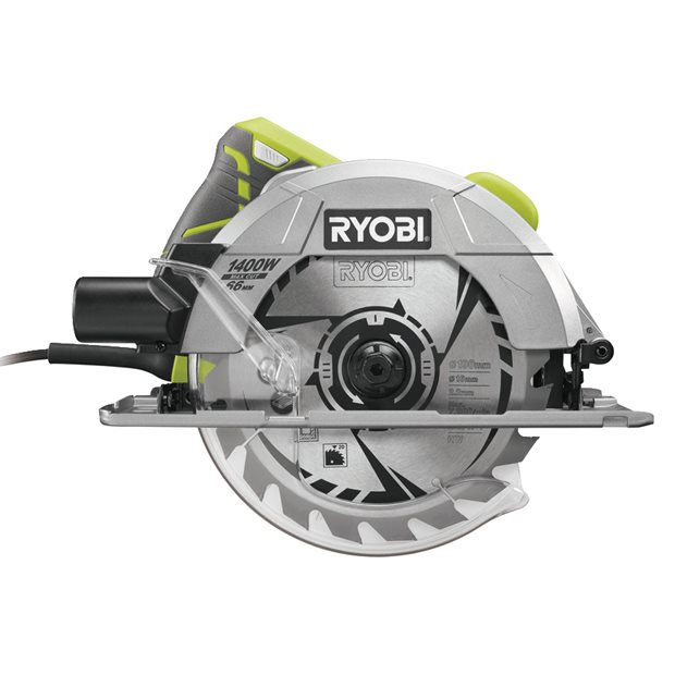 RCS1400-G 1400W Corded Circular Saw