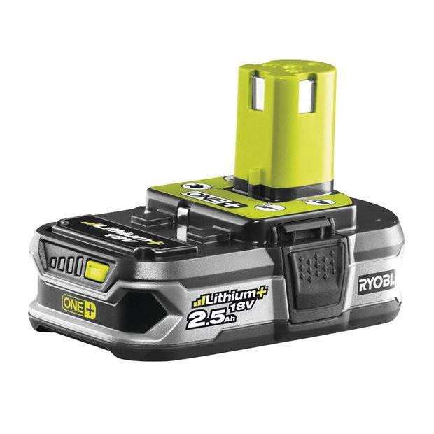 RB18L25 18V 2.5Ah Lithium+ Battery
