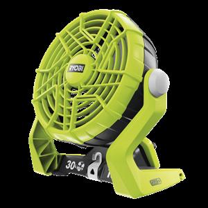 18 V akkumulátoros ventilátor