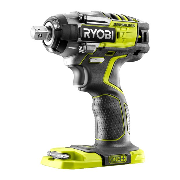 R18IW7-0 18V Cordless Brushless Impact Wrench