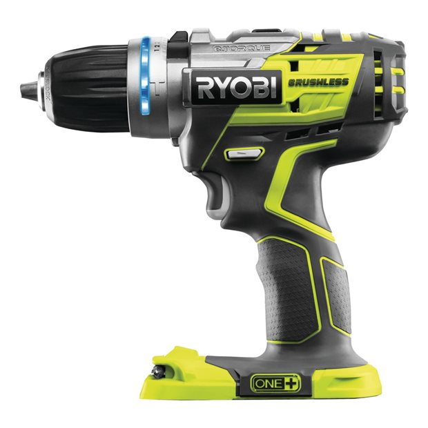 18V Cordless Brushless Percussion Drill| R18PDBL | Power