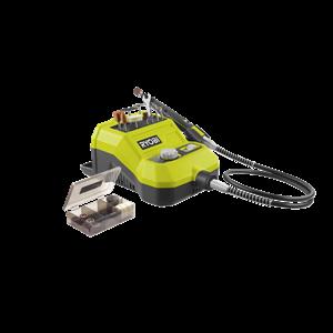 18 V akumulatora daudzfunkcionālais instruments ar rotējošu vārpstu