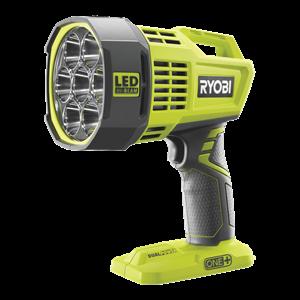 18V akumulatora LED tāldarbības prožektors